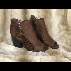 Rampage Booties Size 10